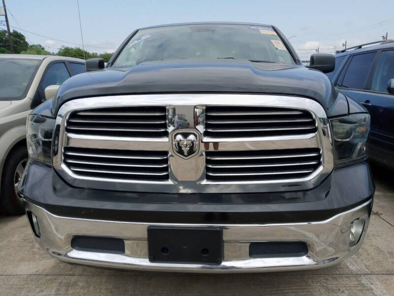 2016 RAM Ram Pickup 1500 for sale at Auto Haus Imports in Grand Prairie TX