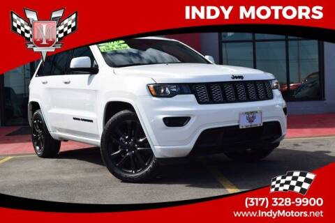 2019 Jeep Grand Cherokee for sale at Indy Motors Inc in Indianapolis IN
