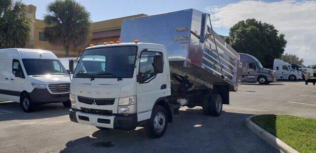 2020 Mitsubishi Fuso FEC7TS for sale in Pompano Beach, FL