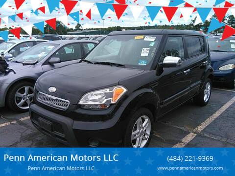2011 Kia Soul for sale at Penn American Motors LLC in Allentown PA