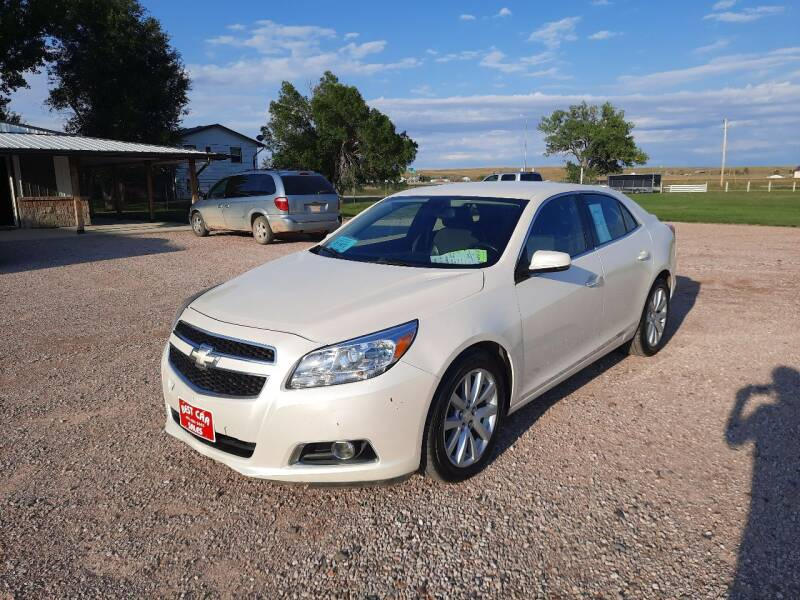 2013 Chevrolet Malibu for sale at Best Car Sales in Rapid City SD
