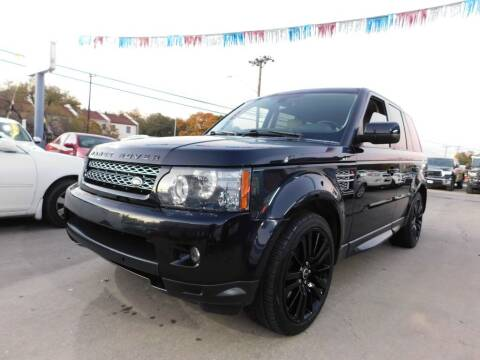 2012 Land Rover Range Rover Sport for sale at AMD AUTO in San Antonio TX
