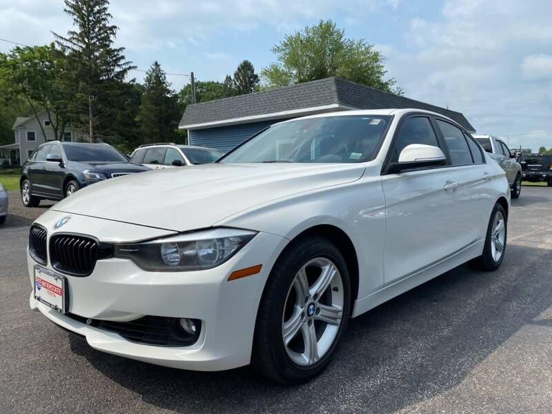 2014 BMW 3 Series for sale at Erie Shores Car Connection in Ashtabula OH