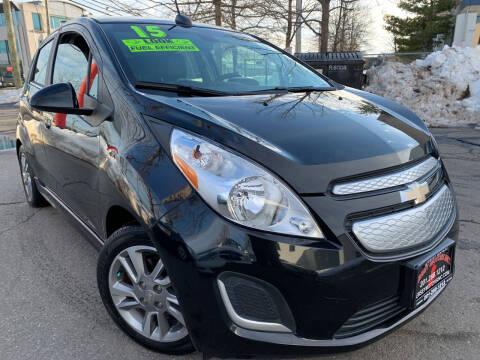 2015 Chevrolet Spark EV for sale at JerseyMotorsInc.com in Teterboro NJ