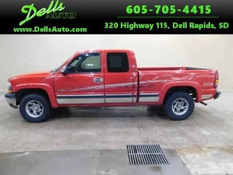 2000 Chevrolet Silverado 1500 for sale at Dells Auto in Dell Rapids SD