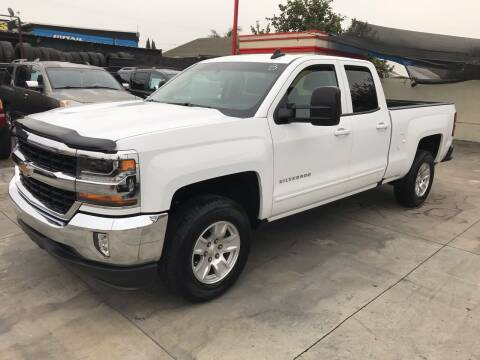 2018 Chevrolet Silverado 1500 for sale at Auto Emporium in Wilmington CA