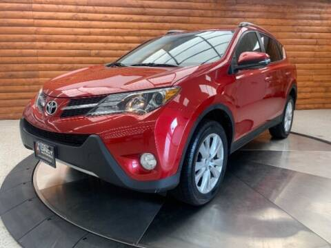 2015 Toyota RAV4 for sale at Dixie Imports in Fairfield OH