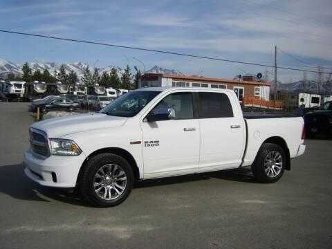 2015 RAM Ram Pickup 1500 for sale at NORTHWEST AUTO SALES LLC in Anchorage AK