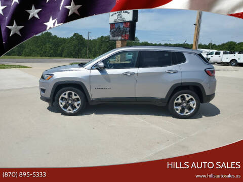2019 Jeep Compass for sale at Hills Auto Sales in Salem AR
