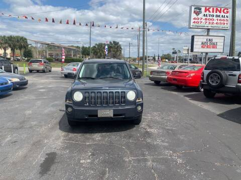 2008 Jeep Patriot for sale at King Auto Deals in Longwood FL