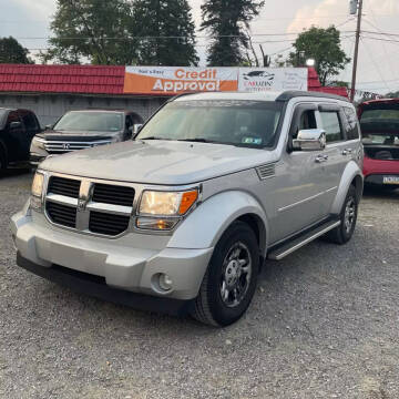 2009 Dodge Nitro for sale at 101 MOTORS in Hasbrouck Heights NJ
