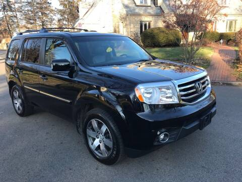 2012 Honda Pilot for sale at Via Roma Auto Sales in Columbus OH