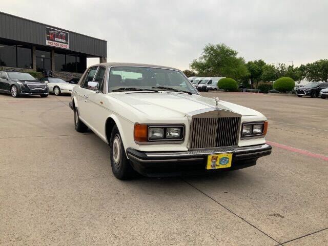 1989 Rolls-Royce Silver Spur for sale in Plano, TX