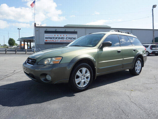 2005 Subaru Outback for sale at CHAPARRAL USED CARS in Piney Flats TN