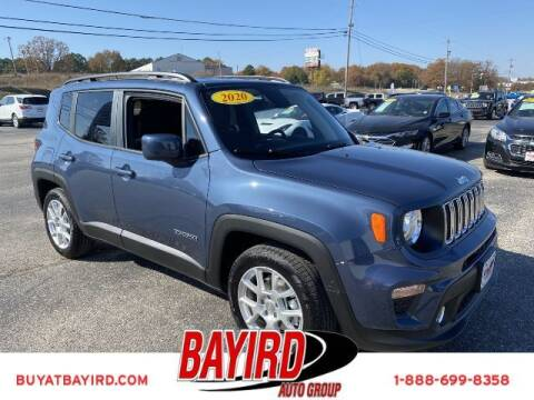 2020 Jeep Renegade for sale at Bayird Truck Center in Paragould AR
