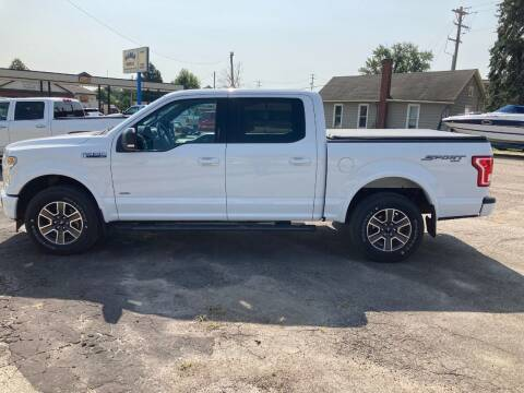 2017 Ford F-150 for sale at Albia Motor Co in Albia IA