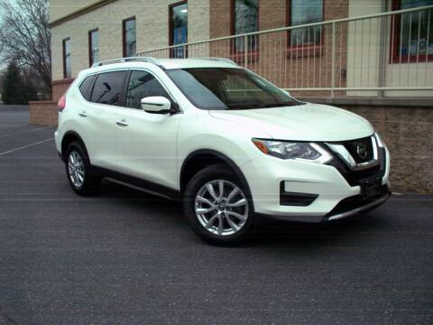 2017 Nissan Rogue for sale at CONESTOGA MOTORS in Ephrata PA