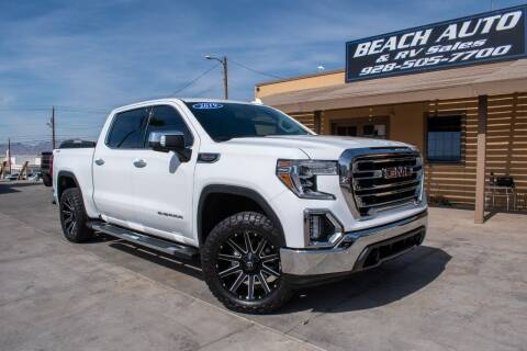 2019 GMC Sierra 1500 for sale at Beach Auto and RV Sales in Lake Havasu City AZ
