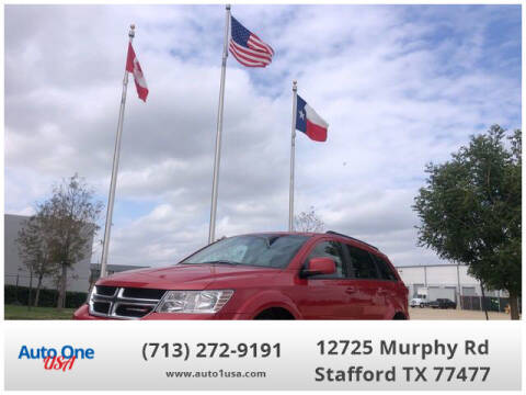 2014 Dodge Journey for sale at Auto One USA in Stafford TX