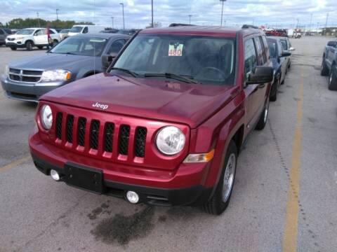 2014 Jeep Patriot for sale at Cj king of car loans/JJ's Best Auto Sales in Troy MI