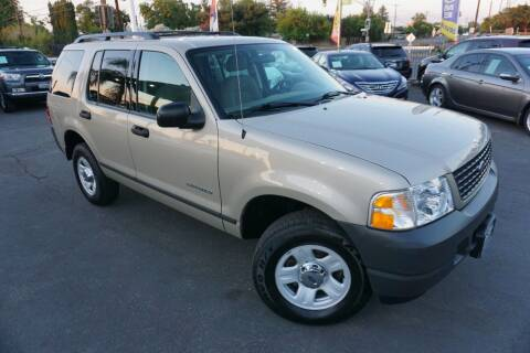 2004 Ford Explorer for sale at Industry Motors in Sacramento CA
