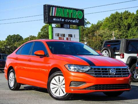 2019 Volkswagen Jetta for sale at Used Imports Auto - Metro Auto Credit in Smyrna GA