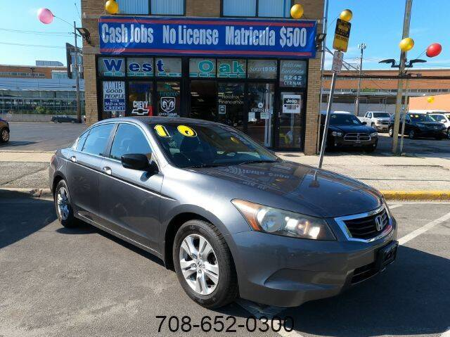 2010 Honda Accord for sale at West Oak in Chicago IL