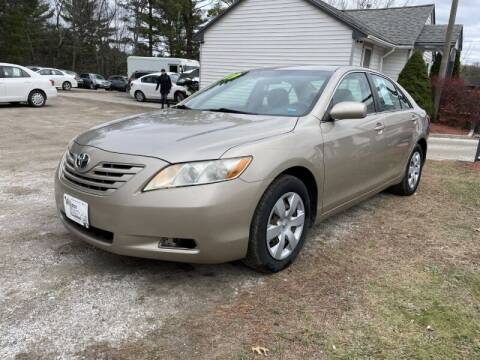 2009 Toyota Camry for sale at Williston Economy Motors in Williston VT