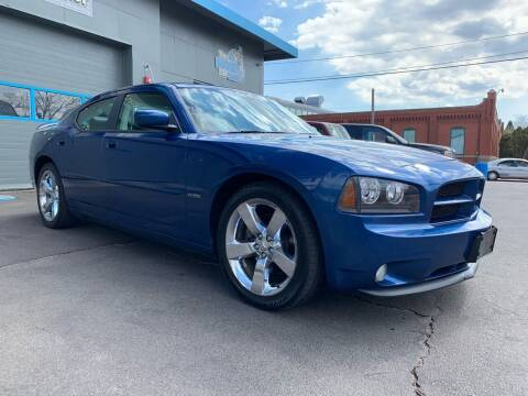2010 Dodge Charger for sale at Fournier Auto and Truck Sales in Rehoboth MA