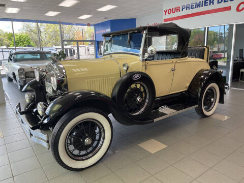 1928 Ford Model A for sale at A 1 Motors in Monroe MI