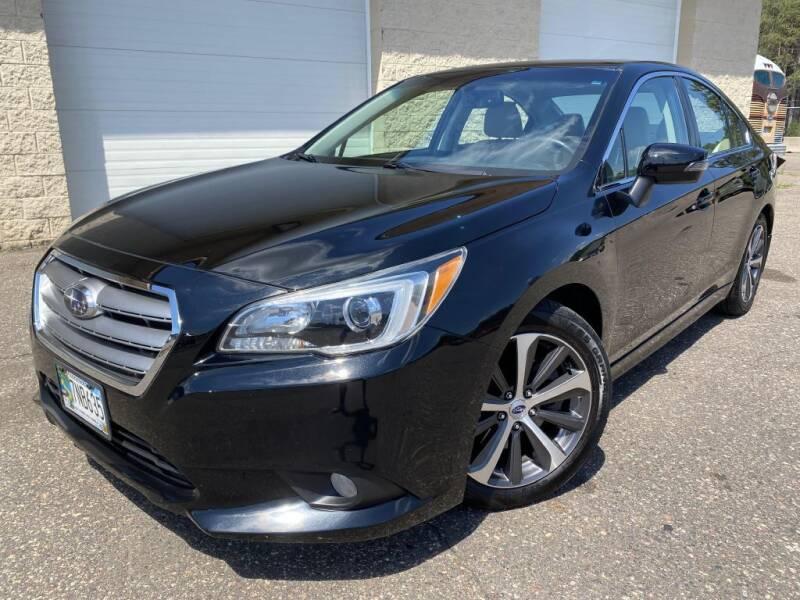 2015 Subaru Legacy for sale at Route 65 Sales & Classics LLC in Ham Lake MN
