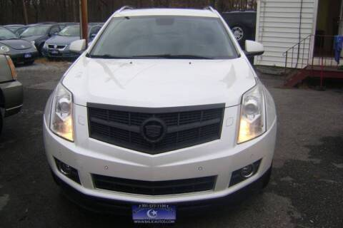 2010 Cadillac SRX for sale at Balic Autos Inc in Lanham MD