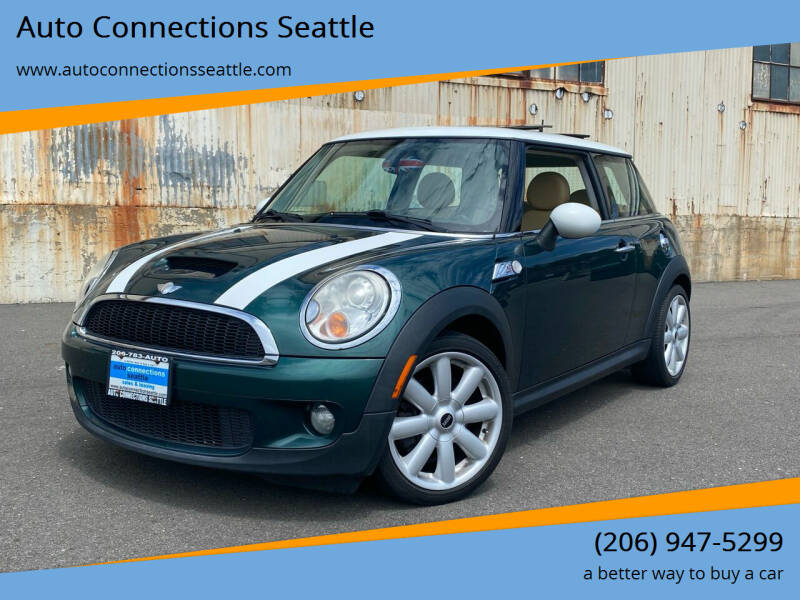 2007 MINI Cooper for sale at Auto Connections Seattle in Seattle WA