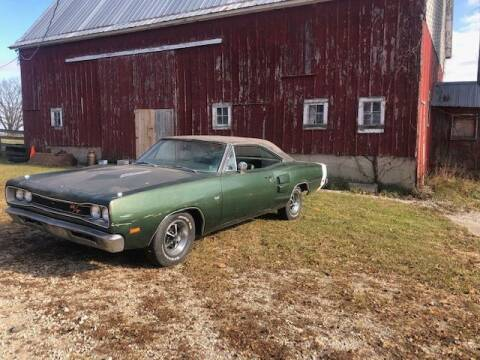 1969 Dodge Coronet for sale at Classic Car Deals in Cadillac MI