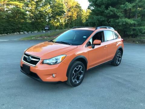 2014 Subaru XV Crosstrek for sale at Nala Equipment Corp in Upton MA