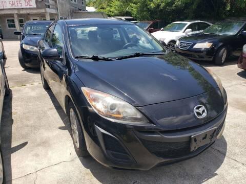2011 Mazda MAZDA3 for sale at Track One Auto Sales in Orlando FL