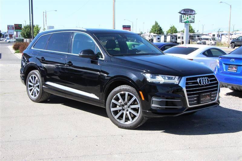 2018 Audi Q7 for sale in Salt Lake City, UT