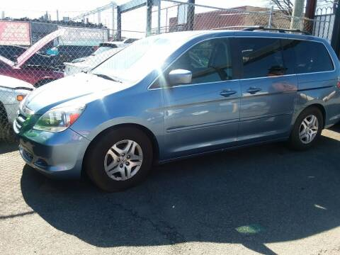 2007 Honda Odyssey for sale at International Auto Sales Inc in Staten Island NY