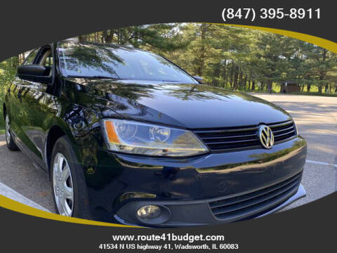 2013 Volkswagen Jetta for sale at Route 41 Budget Auto in Wadsworth IL