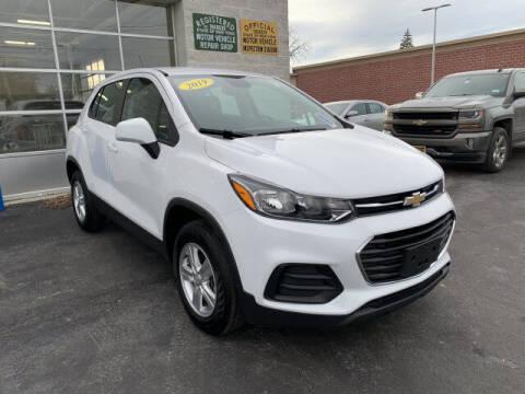 2019 Chevrolet Trax for sale at KEN BARRETT CHEVROLET CADILLAC in Batavia NY