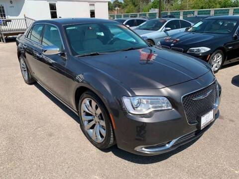 2018 Chrysler 300 for sale at KAYALAR MOTORS in Houston TX