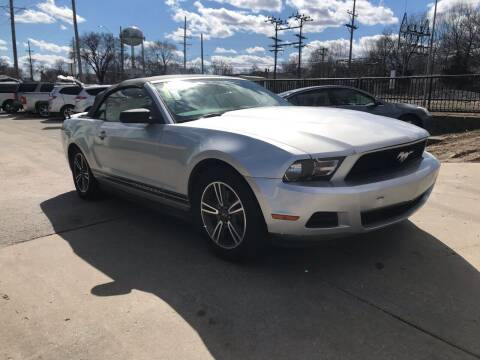 2011 Ford Mustang for sale at Jerry & Menos Auto Sales in Belton MO