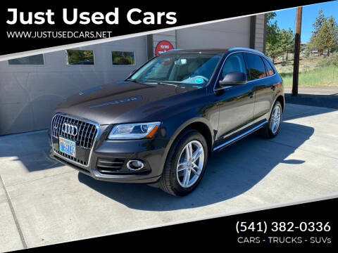 2014 Audi Q5 for sale at Just Used Cars in Bend OR