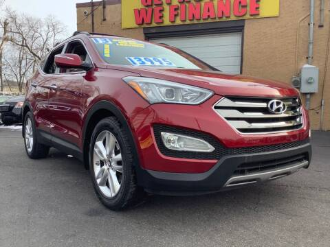 2013 Hyundai Santa Fe Sport for sale at Active Auto Sales Inc in Philadelphia PA