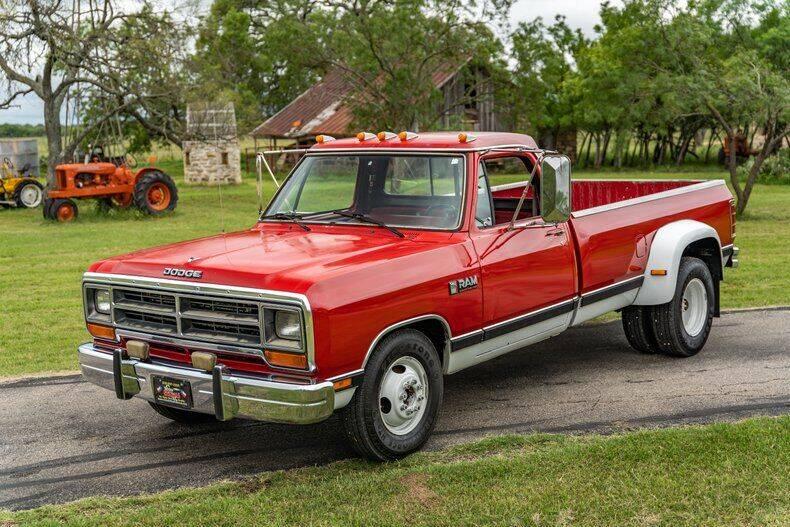 1989 Dodge RAM 350 for sale at STREET DREAMS TEXAS in Fredericksburg TX