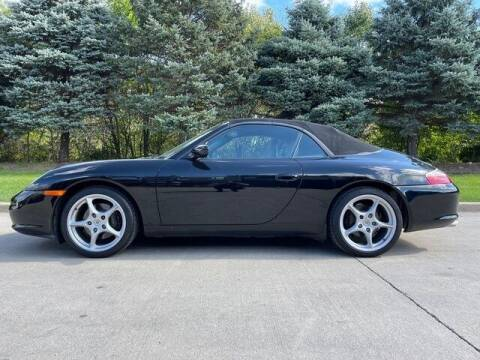2003 Porsche 911 for sale at World Class Motors LLC in Noblesville IN