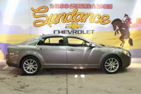 2011 Chevrolet Malibu for sale at Sundance Chevrolet in Grand Ledge MI