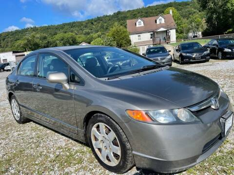 2007 Honda Civic for sale at Ron Motor Inc. in Wantage NJ