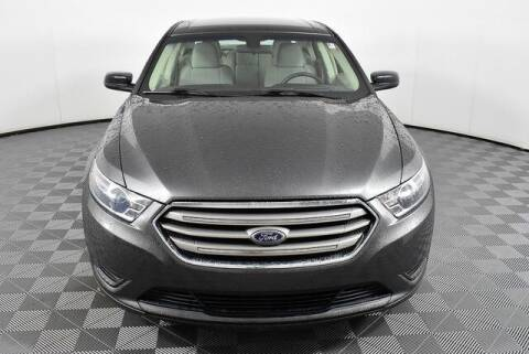 2018 Ford Taurus for sale at Southern Auto Solutions-Jim Ellis Hyundai in Marietta GA