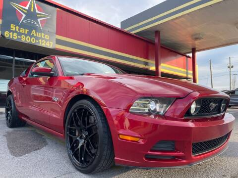 2013 Ford Mustang for sale at Star Auto Inc. in Murfreesboro TN